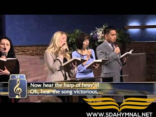 Sda hymnal 38 Arise My Soul Arise!